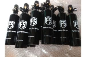 13ci First Strike Air ELP Air Tank - Aluminum Bottle