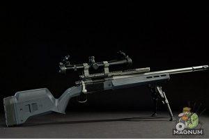 Airsoft Surgeon Magpul M700 - Stealth Gray