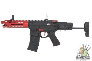 VFC Avalon Leopard CQB AEG - Red