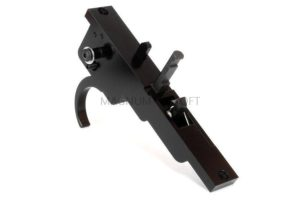 AirsoftPRO CNC ZERO TRIGGER FOR TM AWS AND WELL MB44XX - VERSION 2