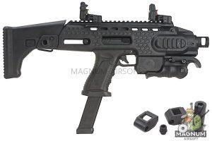 APS Black Hornet Plus Semi / Auto SMG