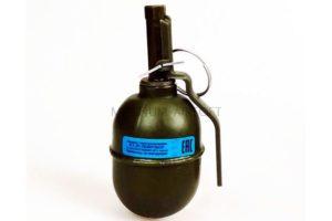 Граната учебно-имитационная PFX RGD-5 (Р) Краска