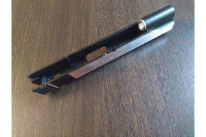 Gunsmith Bros SV ORG STD Single Slide for Tokyo Marui Hi-Capa GBB Series - 2 Tone