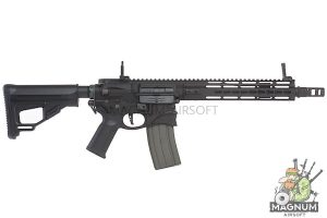EMG 'Hellbreaker' M4 SBR  Full Metal 10 Inch M4 (Sharps Bros Licensed) - Black (by ARES)