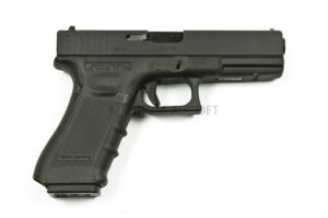 Пистолет WE Glock 17 Gen.4 GGBB (GP616B)