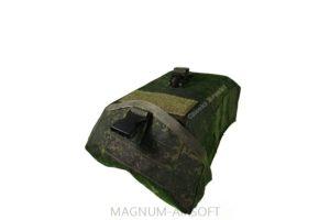 Подсумок для ленты к пулемету ПКМ или коробки на 100 патронов