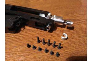 RETRO ARMS split gear box ver 2 GEN 1