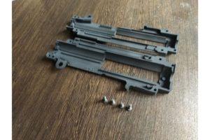 RETRO ARMS upper gearbox for ICS AR15 EBB