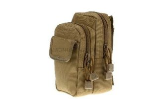 СУМКА ПОЯСНАЯ Outdoor Molle Tactical AS-BS0049T
