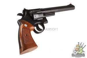 Tanaka M29 .44 MAGNUM Counter Bored 8.375 Inch - Black Heavy Weight