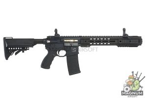 EMG Salient Arms Licensed GRY M4 SBR Airsoft GBBR Training Rifle (CNC Version) (by G&P)