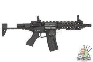 G&P Madbull Licensed Troy 7.5 inch M4 GBBR