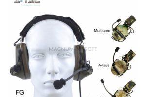Гарнитура (Наушники с микрофоном) Comtac II FG (Z-Tactical)