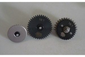 Набор шестерней 3mm Steel CNC Gear Set 18:1  ZCAIRSOFT CL-03