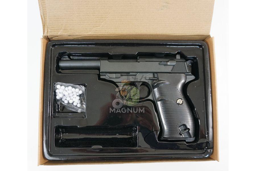 G.21 5 - Пистолет Galaxy Walther P38 G.21 SPRING
