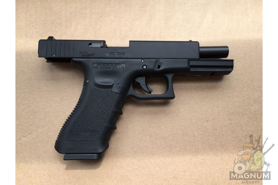 IMG 4375 - Пистолет WE GLOCK-17 gen3 WE-G001A-BK / GP616
