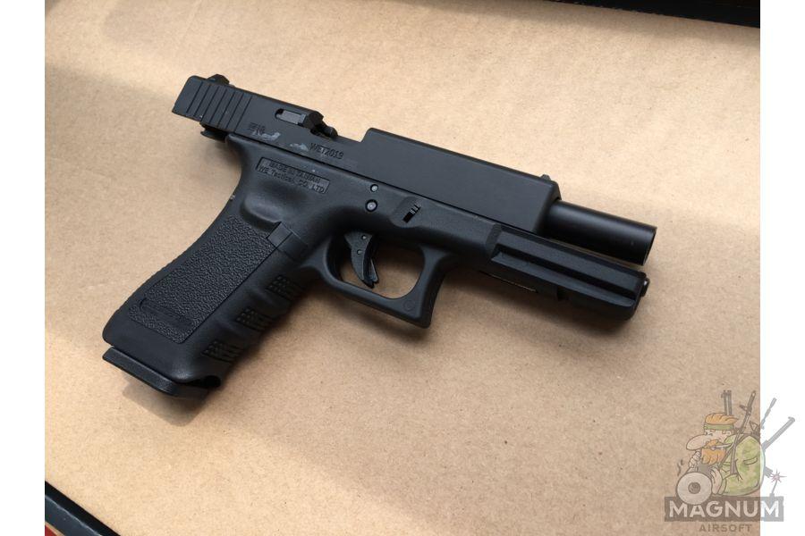 IMG 4376 - Пистолет WE GLOCK-17 gen3 WE-G001A-BK / GP616