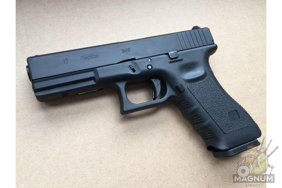 IMG 4380 - Пистолет WE GLOCK-17 gen3 WE-G001A-BK / GP616