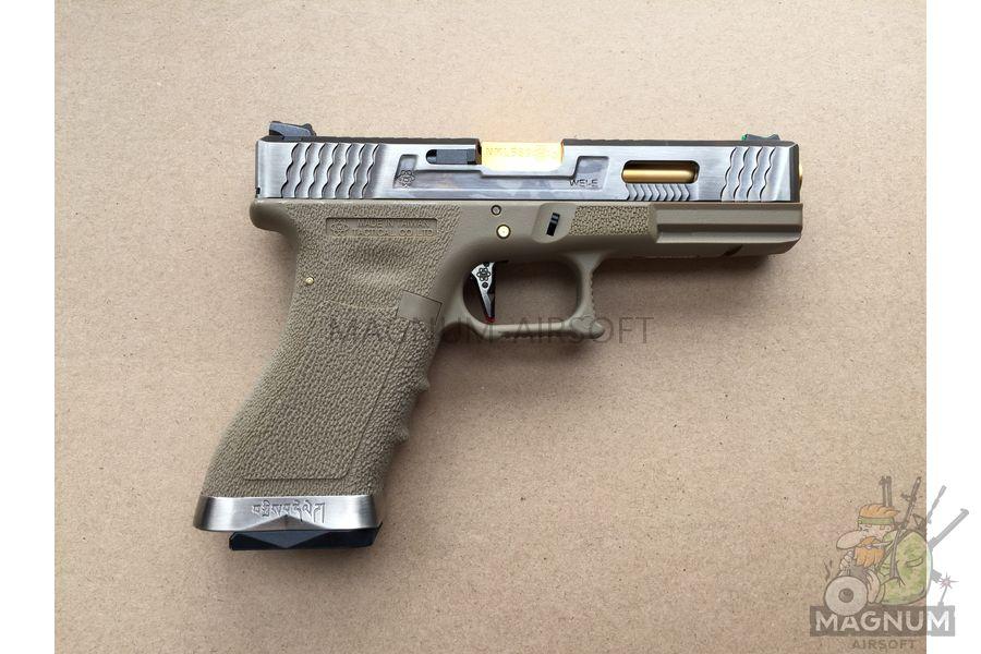 IMG 5539 - Пистолет WE GLOCK-17 G-Force WE-G001WET-4