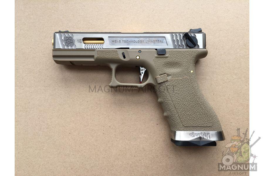 IMG 5540 - Пистолет WE GLOCK-17 G-Force WE-G001WET-4