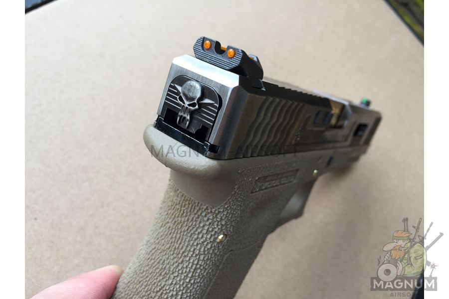 IMG 5542 - Пистолет WE GLOCK-17 G-Force WE-G001WET-4