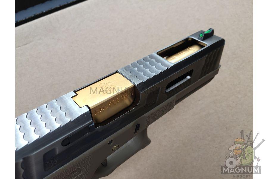 IMG 5543 - Пистолет WE GLOCK-17 G-Force WE-G001WET-4