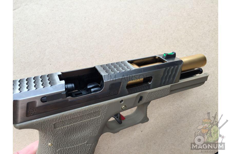 IMG 5544 - Пистолет WE GLOCK-17 G-Force WE-G001WET-4