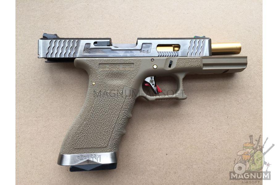 IMG 5545 - Пистолет WE GLOCK-17 G-Force WE-G001WET-4