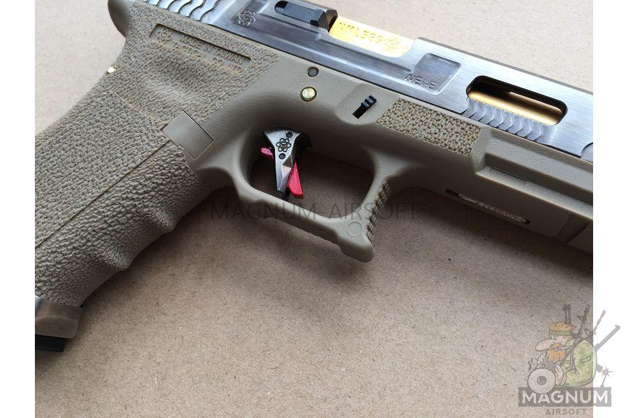 IMG 5547 - Пистолет WE GLOCK-17 G-Force WE-G001WET-4