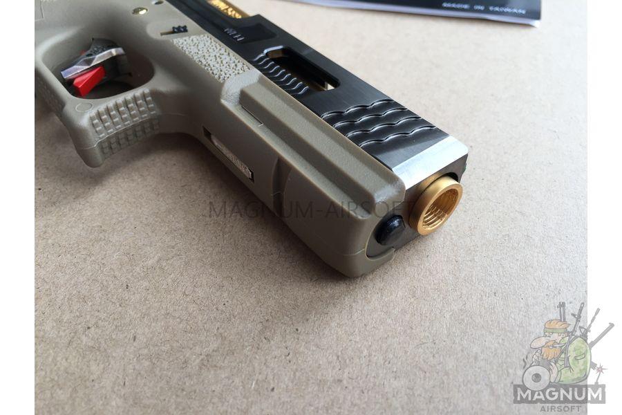 IMG 5548 - Пистолет WE GLOCK-17 G-Force WE-G001WET-4