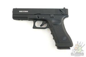 KP 18 MS BK 1 300x200 - Пистолет KJW GLOCK G18 GBB GAS - KP-18-MS-BK