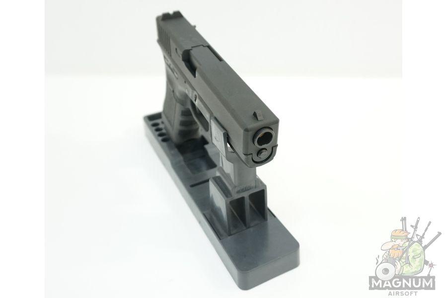 KP 18 MS BK 6 - Пистолет KJW GLOCK G18 GBB GAS - KP-18-MS-BK