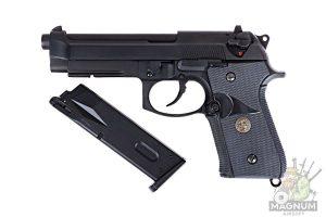 Pistolet WE BERETTA M92F WE M008 BK 1 300x200 - Пистолет WE BERETTA M92F WE-M008-BK / GP321