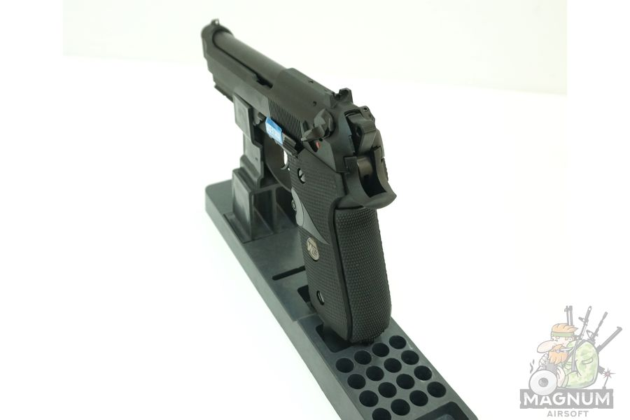 Pistolet WE BERETTA M92F WE M008 BK 4 - Пистолет WE BERETTA M92F WE-M008-BK / GP321