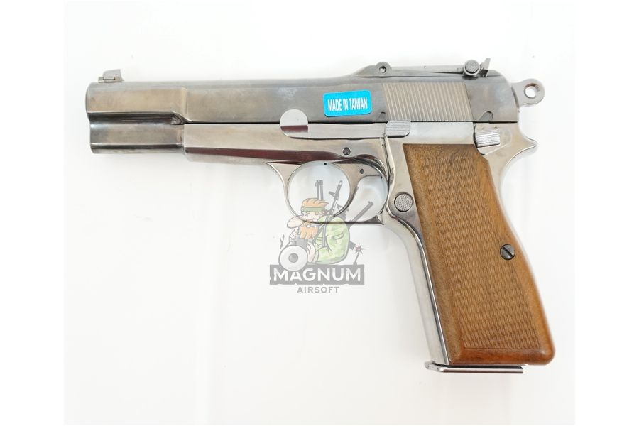 WE B002 1 - Пистолет WE Browning HI POWER WE-B002