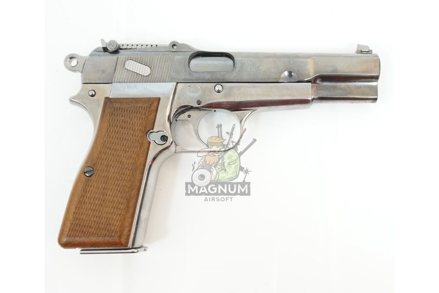 WE B002 2 - Пистолет WE Browning HI POWER WE-B002
