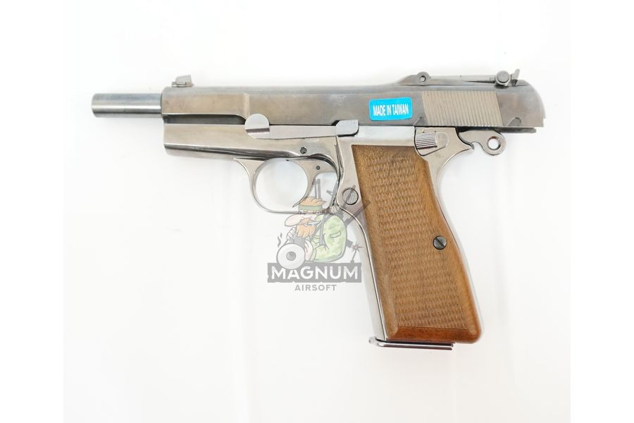 WE B002 4 - Пистолет WE Browning HI POWER WE-B002