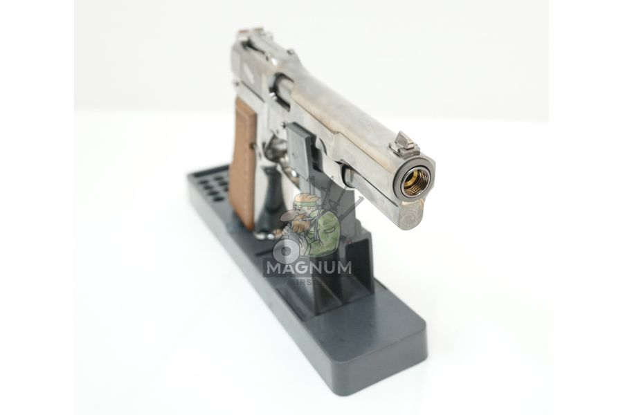 WE B002 6 - Пистолет WE Browning HI POWER WE-B002
