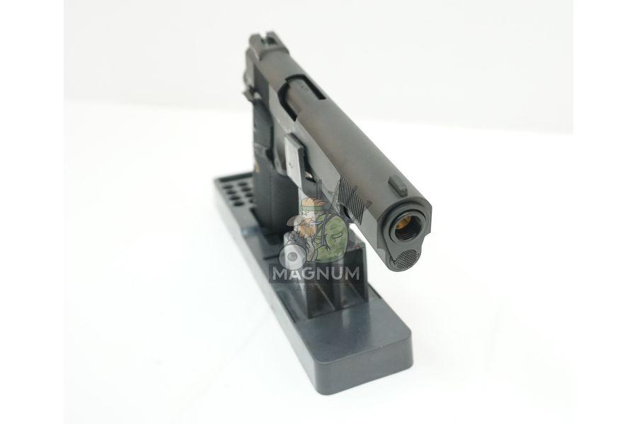 WE E008A BK 6 - Пистолет WE COLT M1911А1 M.E.U. Black, GP111, WE-E008 / WE-047