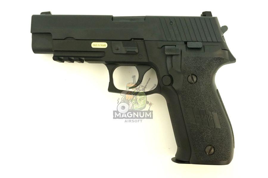 WE F003 BK 1 - Пистолет WE SIG SAUER P-226 WE-F003-BK / GP431(BK)