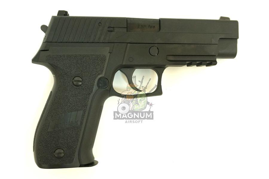 WE F003 BK 2 - Пистолет WE SIG SAUER P-226 WE-F003-BK / GP431(BK)