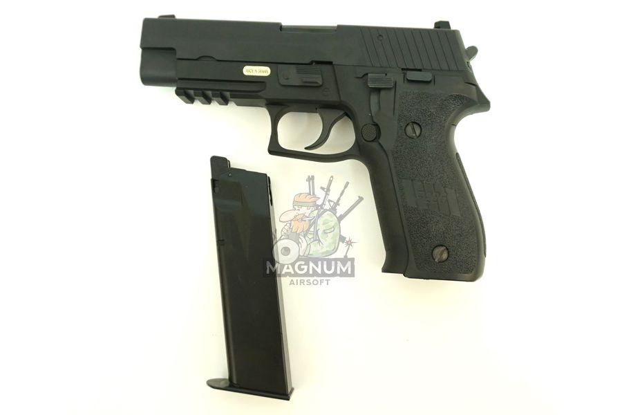 WE F003 BK 5 - Пистолет WE SIG SAUER P-226 WE-F003-BK / GP431(BK)