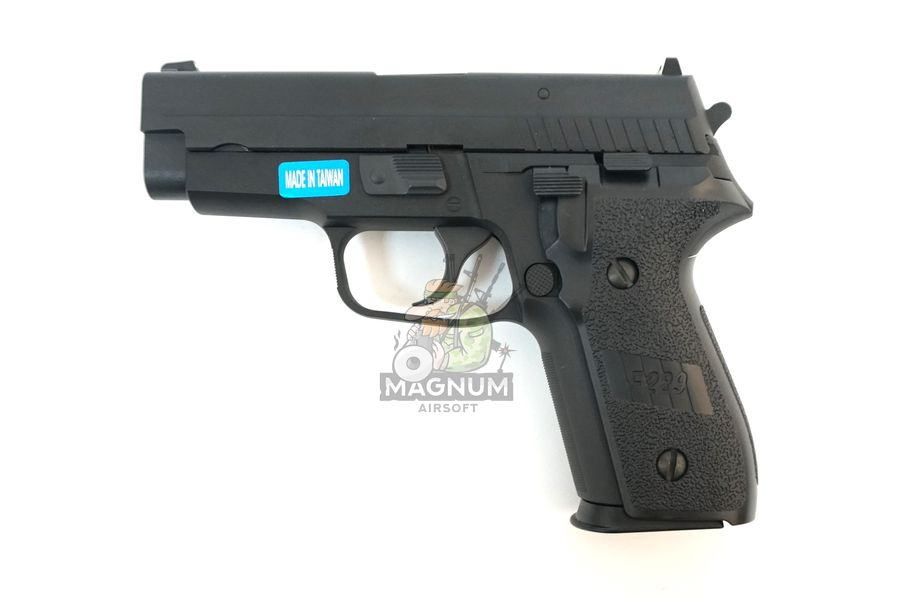 WE F005B BK 1 - Пистолет WE SIG SAUER P-229 WE-F005B-BK / GP429N