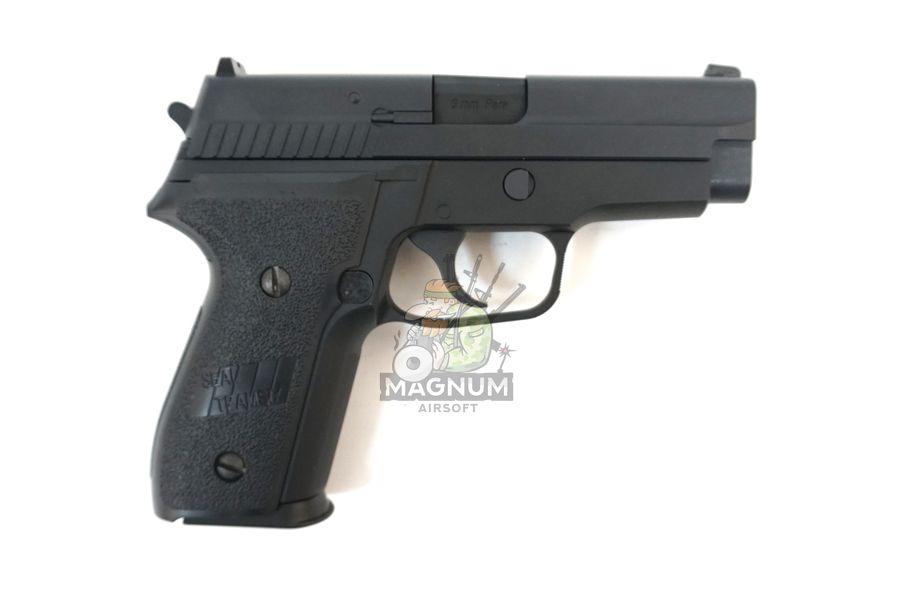 WE F005B BK 2 - Пистолет WE SIG SAUER P-229 WE-F005B-BK / GP429N