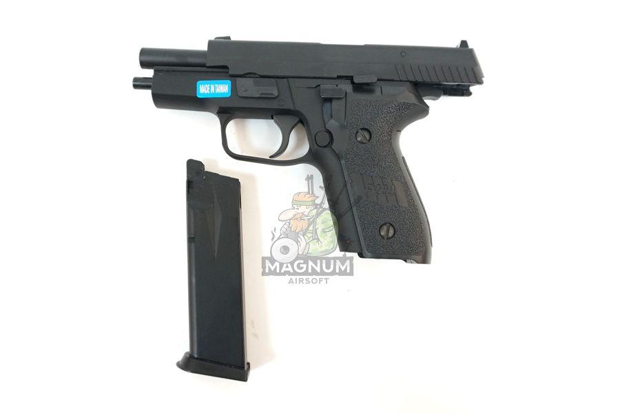 WE F005B BK 3 - Пистолет WE SIG SAUER P-229 WE-F005B-BK / GP429N