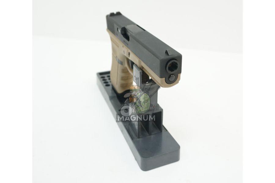 WE G001A TAN 5 - Пистолет WE GLOCK-17 gen3 WE-G001A-TAN / GP616(TAN)