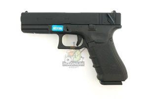 WE G002B BK 1 300x200 - Пистолет WE GLOCK-18 gen4 WE-G002B-BK / GP617B