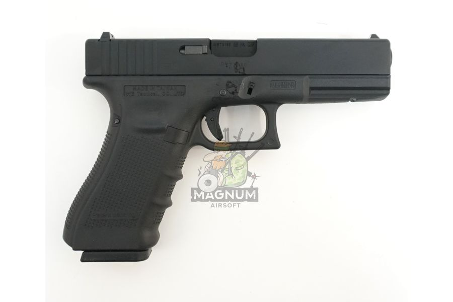 WE G002B BK 2 - Пистолет WE GLOCK-18 gen4 WE-G002B-BK / GP617B