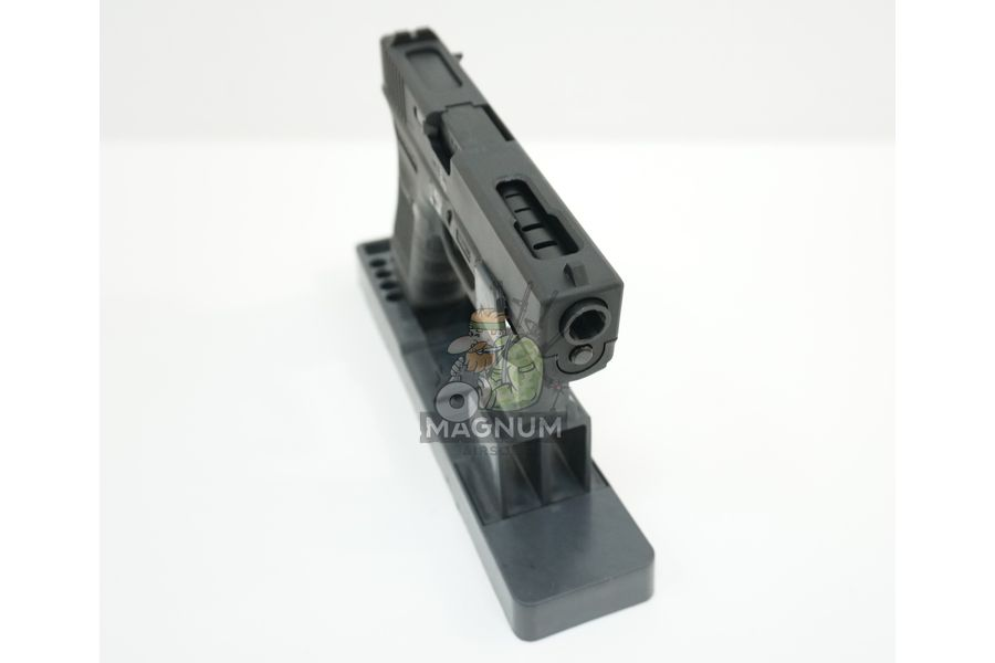 WE G002B BK 4 - Пистолет WE GLOCK-18 gen4 WE-G002B-BK / GP617B
