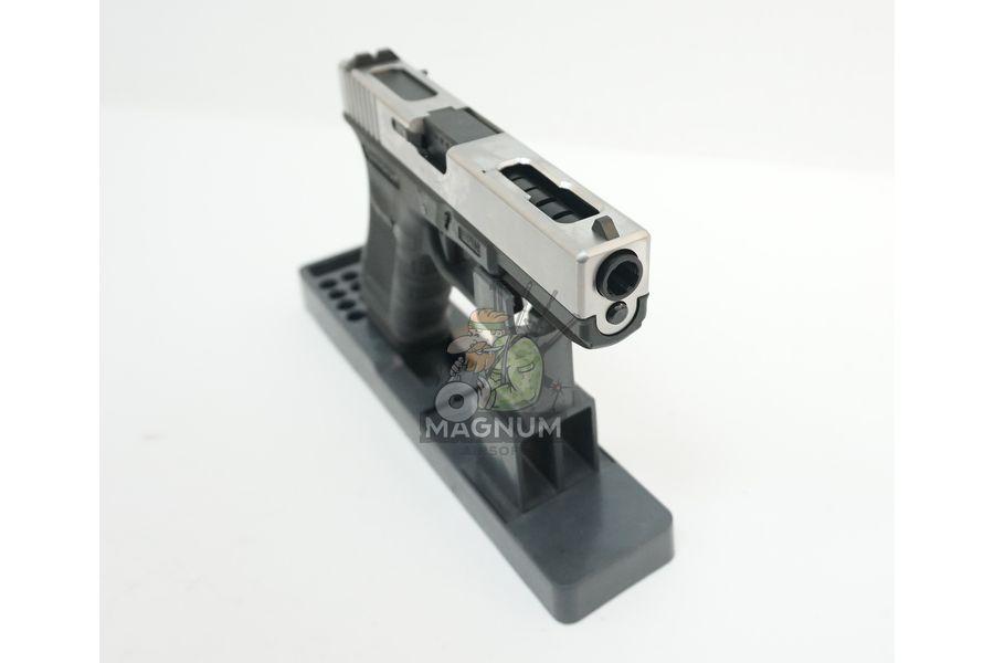 WE G002B SV 6 - Пистолет WE GLOCK-18 gen4 WE-G002B-SV / GP617B-SV